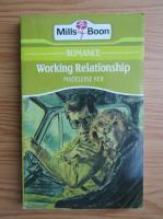 Madeleine Ker - Working relationship
