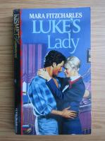 Anticariat: Mara Fitzcharles - Luke's lady