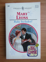 Anticariat: Mary Lyons - Baby included!