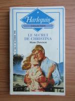 Anticariat: Mons Daveson - Le secret de Christina