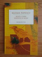 Anticariat: Rasvan Popescu - Niste ciori vopsite-n rosu