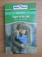 Sally Wentworth - Tiger in his lair