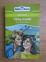 Sally Wentworth - Viking invader