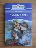 Sandra Field - A change of heart