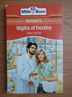 Sara Wood - Nights of destiny