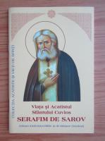 Anticariat: Viata si Acatistul Sfantului Cuvios Serafim de Sarov