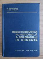 Anticariat: Zorel Filipescu - Reechilibrarea functionala a bolnavului in urgente