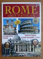 Anticariat: Cinzia Valigi - Rome and Vatican