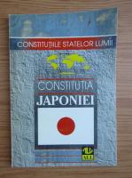 Anticariat: Constitutia Japoniei