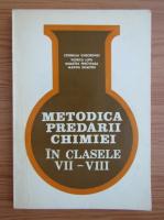 Cornelia Gheorghiu - Metodica predarii chimiei in clasele VII-VIII