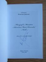 Anticariat: Dumitru Cobzaru - Monografia Manastirii Adormirea Maicii Domnului, Nicula (cu autograful autorului)