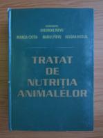 Anticariat: Gheorghe Parvu - Tratat de nutritia animalelor