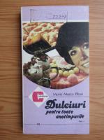 Anticariat: Maria-Marta Plesa - Dulciuri pentru toate anotimpurile (volumul 1)
