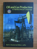Anticariat: Oil and gas production in nontechnical language