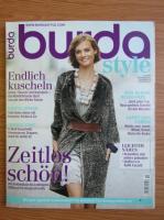 Anticariat: Revista Burda, nr. 10, decembrie 2009