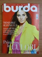 Anticariat: Revista Burda, nr. 2, 2008