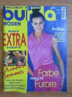Anticariat: Revista Burda, nr. 6, 1995