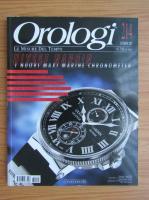 Anticariat: Revista Orologi, nr. 214, decembrie 2007