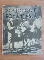 Anticariat: Sociologie romaneasca, anul III, nr. 4-6, aprilie-iunie 1938