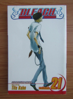 Anticariat: Tite Kubo - Bleach, volumul 21. Be my family or not.
