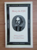 Anticariat: William Shakespeare - Henry the Fifth