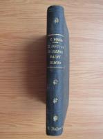 Anticariat: Alfred Pereire - L'oeuvre d'henri de Saint-Simon (1925)