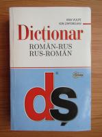 Ana Vulpe - Dictionar roman-rus, rus-roman