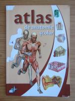 Anticariat: Atlas de anatomie scolar