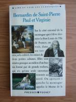Anticariat: Bernardin de Saint Pierre - Paul et Virginie