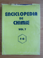 Anticariat: Enciclopedia de chimie (volumul 7)