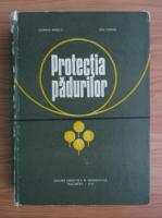 Anticariat: Ion Tudor - Protectia padurilor