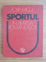 Iosif Micu - Sportul in filatelia romaneasca