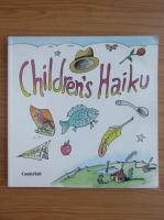 Anticariat: John Ashbery - Children's Haiku