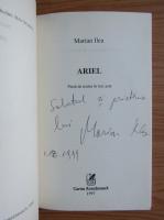 Anticariat: Marian Ilea - Ariel (cu autograful autorului)
