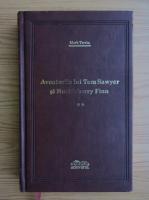 Anticariat: Mark Twain - Aventurile lui Tom Sawyer si Huckleberry Finn (volumul 2)