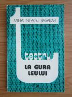 Anticariat: Mihai Neagu Basarab - Teatru la gura leului