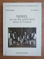Anticariat: Paula Popoiu - Nerej, un sat din stravechiul tinut al Vrancei