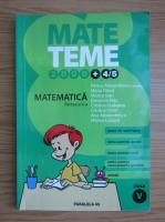 Anticariat: Petrus Alexandrescu - Matematica, clasa a V-a (partea II, 2004)