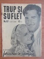 Anticariat: Revista Trup si suflet, nr. 117, septembrie 1938