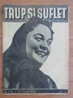 Anticariat: Revista Trup si suflet, nr. 119, octombrie 1938