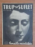 Anticariat: Revista Trup si suflet, nr. 121, noiembrie 1938