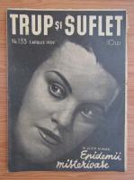Anticariat: Revista Trup si suflet, nr. 133, aprilie 1939