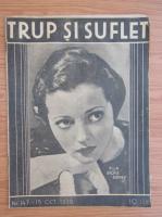 Anticariat: Revista Trup si suflet, nr. 147, octombrie 1939