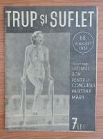 Anticariat: Revista Trup si suflet, nr. 68, august 1937