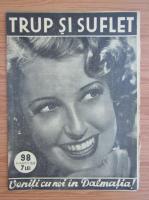 Anticariat: Revista Trup si suflet, nr. 98, martie 1938