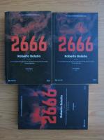 Roberto Bolano - 2666 (3 volume)