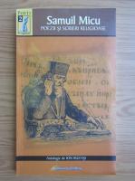 Anticariat: Samuil Micu - Poezii si scrieri religioase