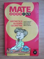 Anticariat: Sorin Peligrad - Matematica clasa V, algebra, geometrie (partea 2)