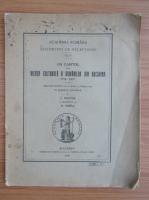 Un capitol din vieata culturala a romanilor din Bucovina, 1774-1857 (1916)