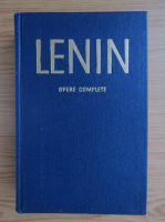 Vladimir Ilici Lenin - Opere complete (volumul 50)